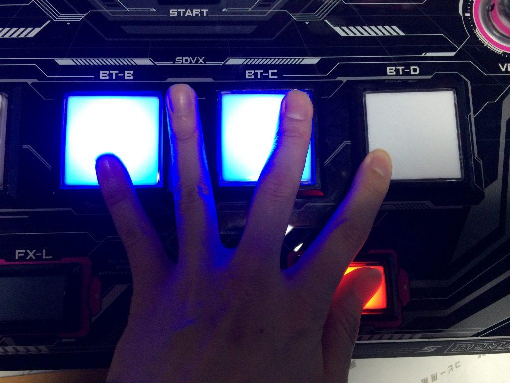 BT-Dボタンが光らない?