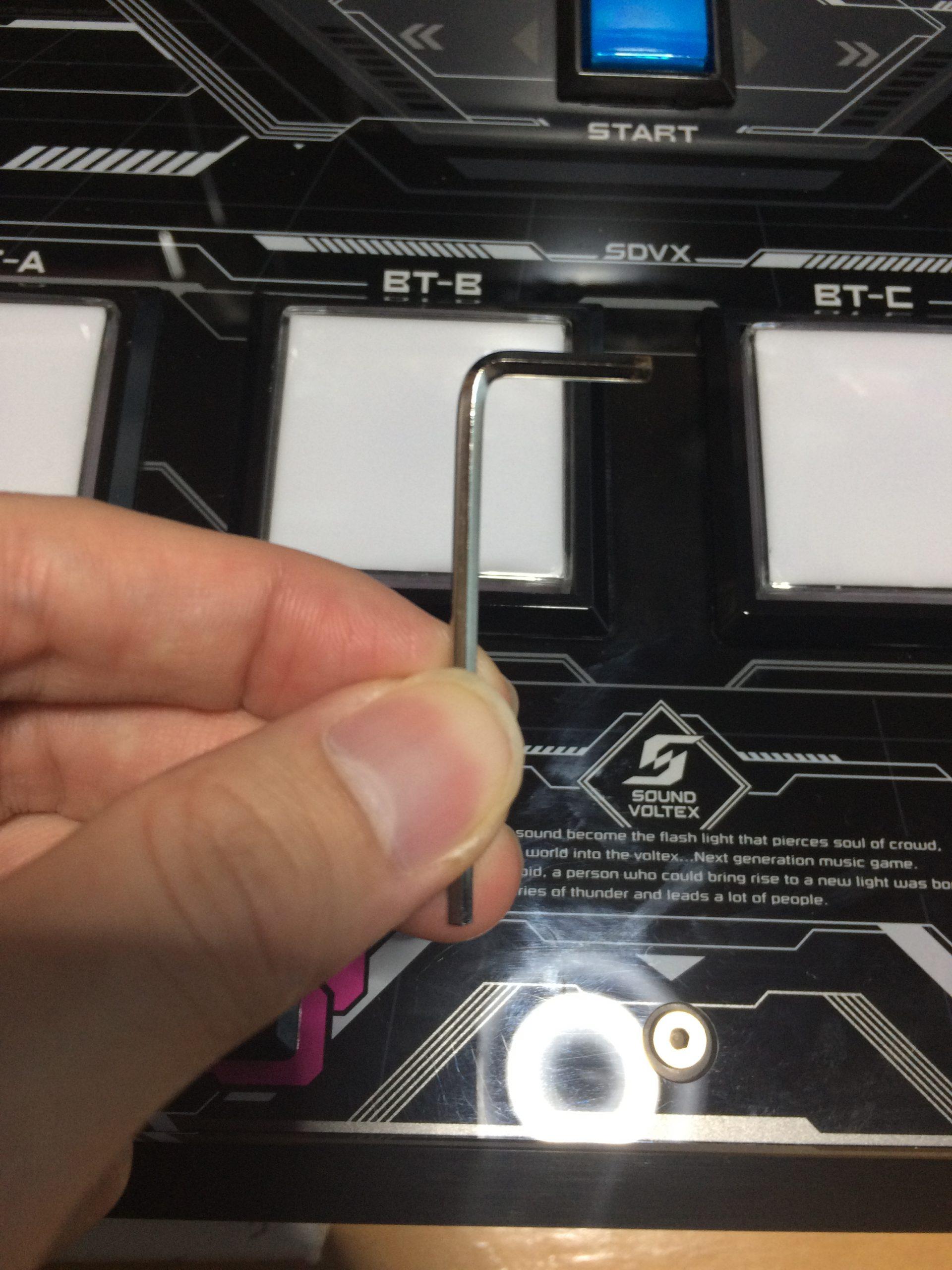 コントローラー ボルテ 公式ボルテコントローラでkshootmaniaを遊ぶ