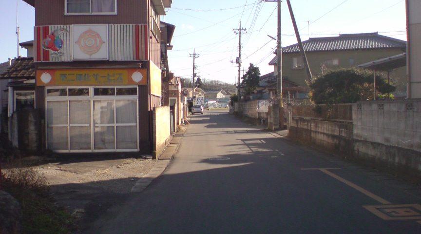 岩舟の町並み3