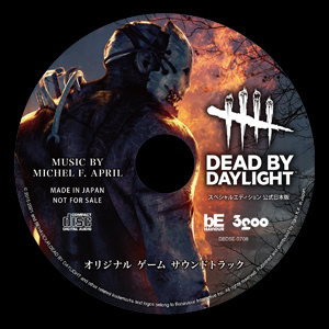 オリジナルサウンドトラックCD(スペシャルエディション)