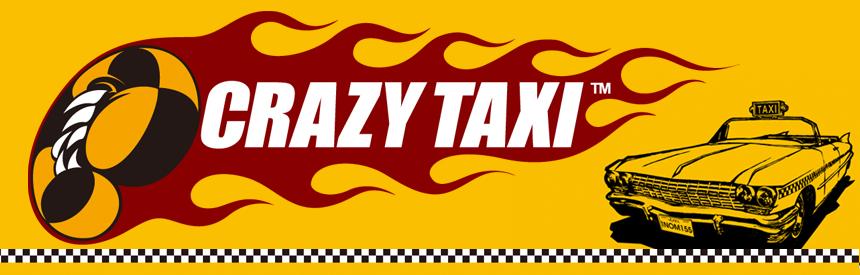 『クレイジータクシー』ロゴ